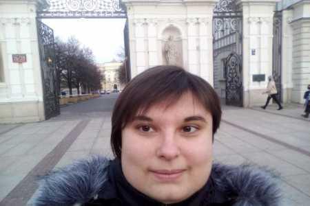 Scholarship in Poland with Slavko